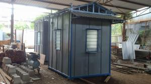 Custom Heavy Duty Guard House Cabin 1