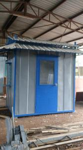 Custom Heavy Duty Guard House Cabin 4