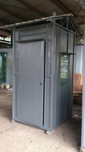 Heavy Duty Guard House Cabin 2