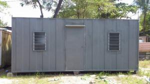Worker Cabin